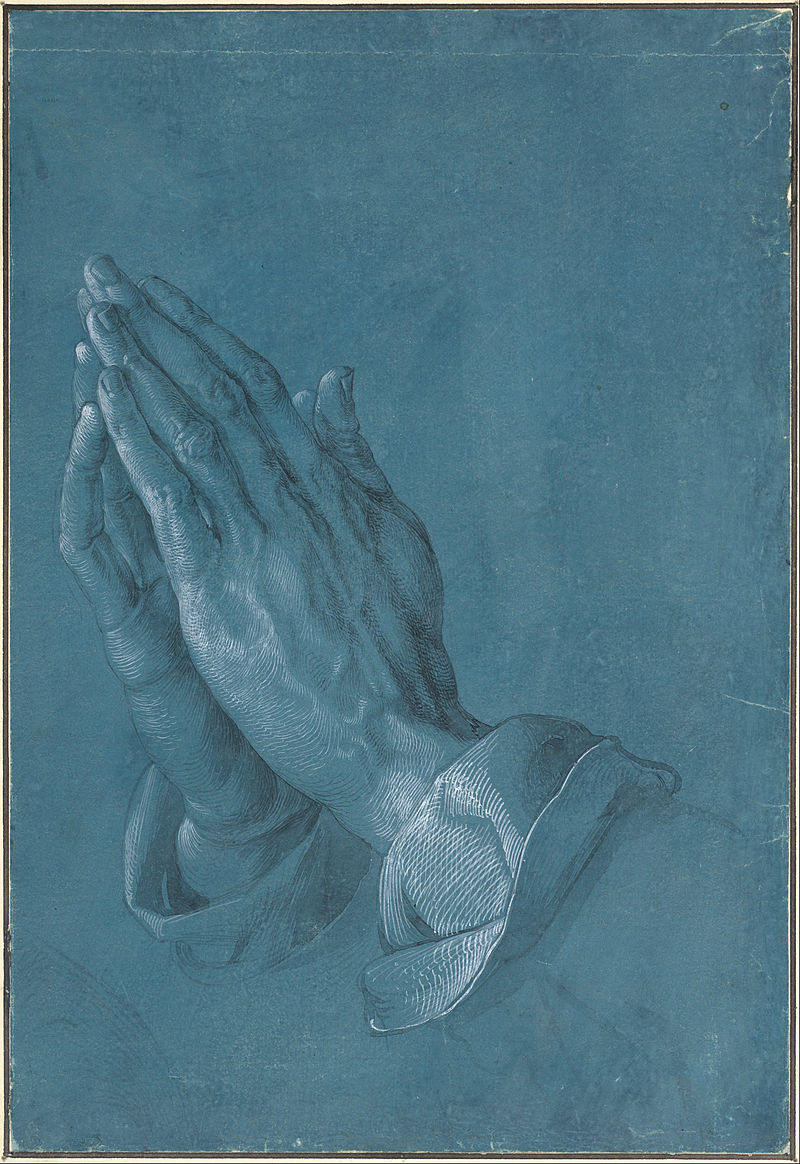 800px Albrecht Durer Praying Hands 1508 Google Art Project