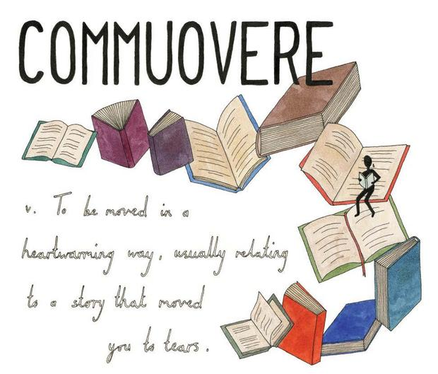 commuovere - italian verb