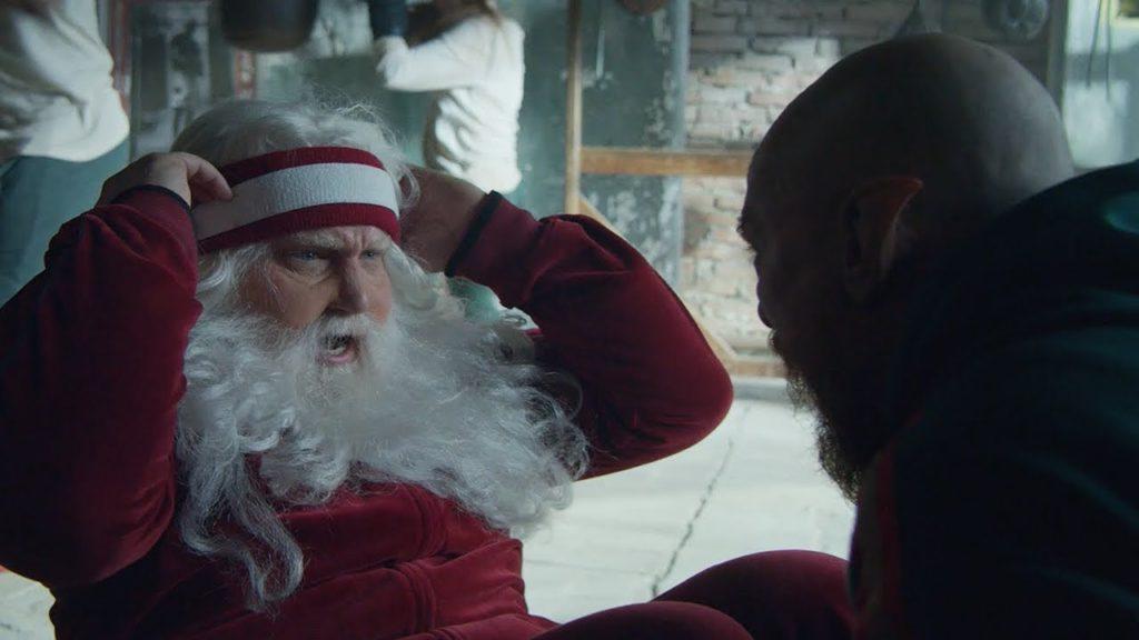 Meet The New Santa