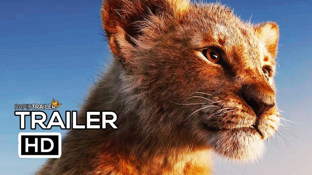 The Lion King's Latest Trailer
