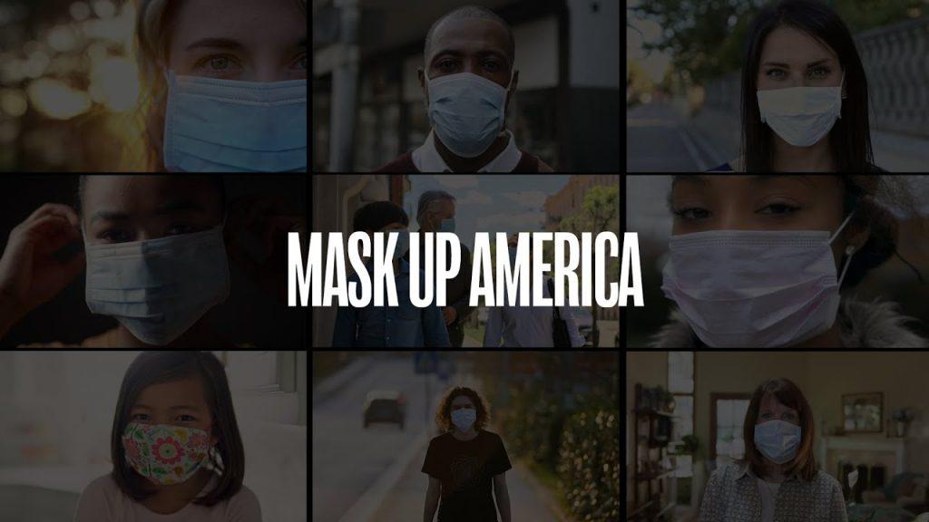 Mask Up, America