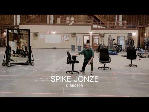 Inside The Mind of Spike Jonze