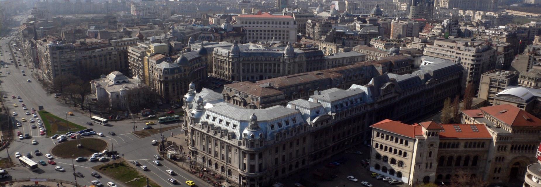 Bucharest, Romania | LAGARDERE ACTIVE